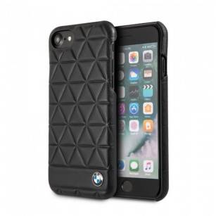Etui hardcase BMW BMHCI8HEXBK iPhone 7/8 czarny/black Hexagon - towar w magazynie, natychmiastowa wysyłka FV 23%, odbiór osobisty 0 zł