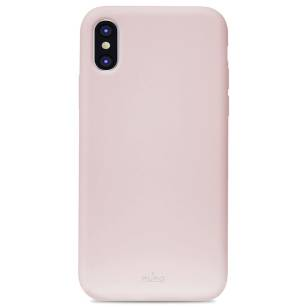 PURO ICON Cover - Etui iPhone Xs Max (różowy) Limited edition IPCX65ICONROSE