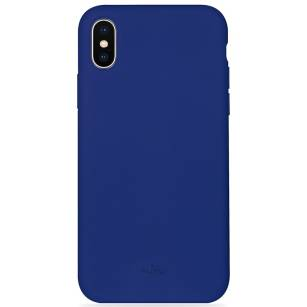 PURO ICON Cover Etui iPhone Xs Max granatowy Limited edition IPCX65ICONDKBLUE - towar w magazynie, natychmiastowa wysyłka FV 23%, odbiór osobisty 0 zł