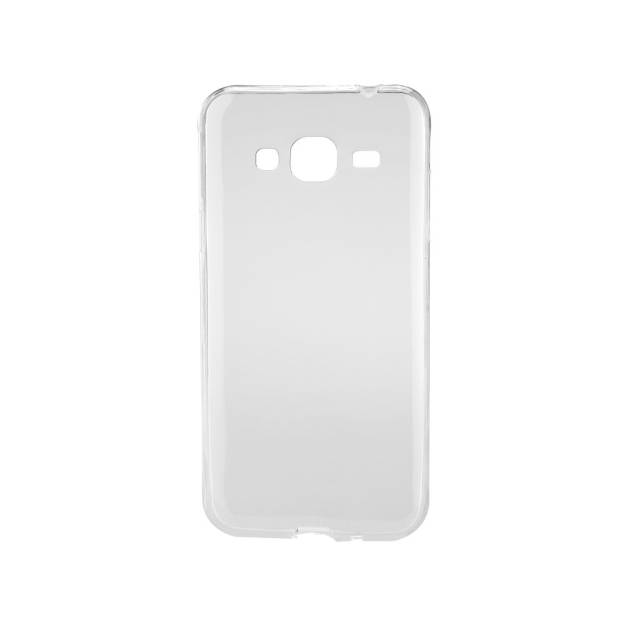 Futerał Back Case Ultra Slim 0,3mm - SAM Galaxy J3/J3 (2016) transparentny
