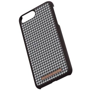 Nordic Elements Saeson Idun Etui iPhone 8 Plus / 7 Plus / 6s Plus / 6 Plus (Dark Brown Pattern 2) - towar w magazynie, natychmiastowa wysyłka FV 23%, odbiór osobisty 0 zł