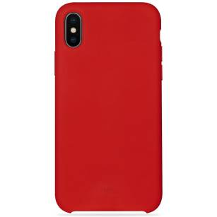 PURO ICON Cover - Etui iPhone Xs Max (czerwony) Limited edition IPCX65ICONRED