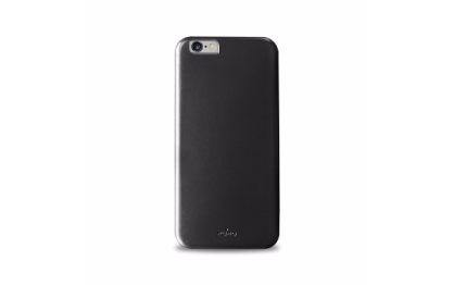 ETUI PURO VEGAN COVER IPHONE 6 PLUS BLACK