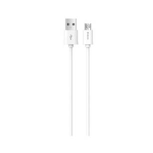 Kabel DEVIA Smart Micro USB white