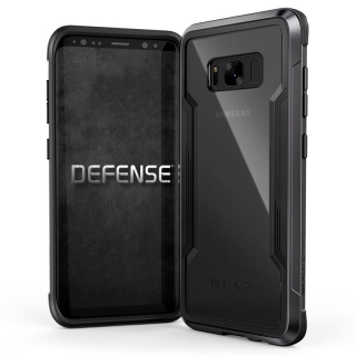 X-DORIA DEFENSE SHIELD - ETUI ALUMINIOWE SAMSUNG GALAXY S8 (BLACK)