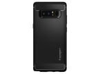 Spigen Rugged Armor Samsung Note 8 czarny/black 587CS22061 - towar w magazynie, natychmiastowa wysyłka FV 23%, odbiór osobisty 0 zł