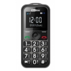 MAXCOM MM560BB GREY - idealny dla seniora