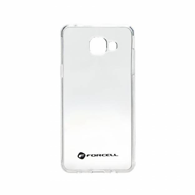 FORCELL Clear Case SAMSUNG GALAXY A3 2017 transparent, WYPRZEDAŻ, EXTRA CENA
