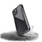 X-Doria Defense Shield Etui aluminiowe iPhone 11 Pro Drop test 3m Black - towar w magazynie, natychmiastowa wysyłka FV 23%, odbiór osobisty 0 zł