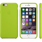 ETUI IPHONE 6 PLUS SILICONE CASE GREEN MGXX2ZM/A