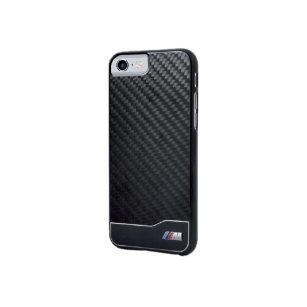 Etui BMW Hard iPhone 7 Plus / 8 Plus BMHCP7LMDCB czarne CARBON