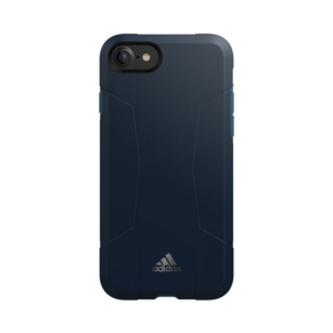 Etui Adidas SP Solo Case iPhone 6/6S/7/SE  niebieski/collegiate navy CI3138 - towar w magazynie, natychmiastowa wysyłka FV 23%, odbiór osobisty 0 zł