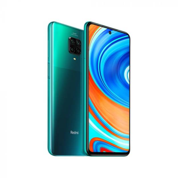 Xiaomi Redmi Note 9 Pro 6/128GB Tropical Green - preferowany partner Xiaomi