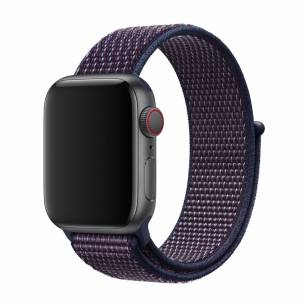 Devia pasek Deluxe Sport3 do Apple Watch 44mm / 42mm indigo