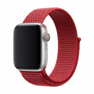 Pasek Devia Deluxe Sport do Apple Watch 42 / 44mm Red