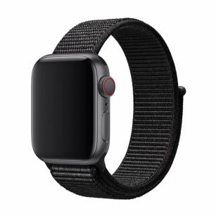Pasek Devia Deluxe Sport do Apple Watch 42 / 44mm black