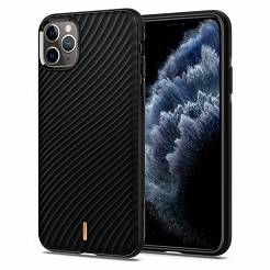 Etui Spigen Ciel Wave Shell iPhone 11 Pro Max czarne / black
